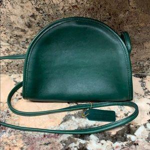 Coach Kimball Zip Handbag from 1990s - B4D-9911